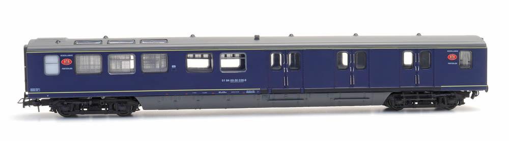 NS Plan E Postwagen 039-9, IV