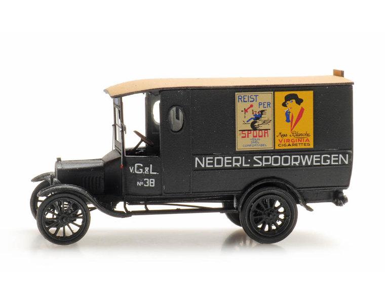 Ford TT Nederlandse Spoorwegen