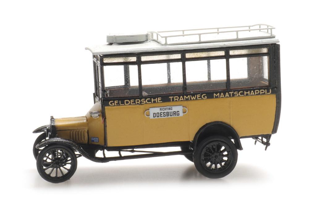 Ford TT Bus  Geldersche Tramweg Maatschappij