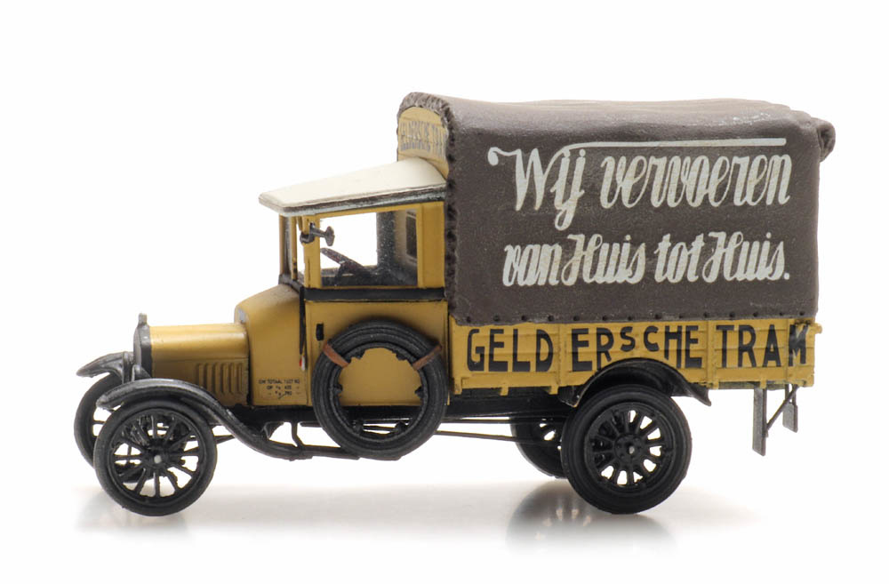 Ford TT Geldersche Tram