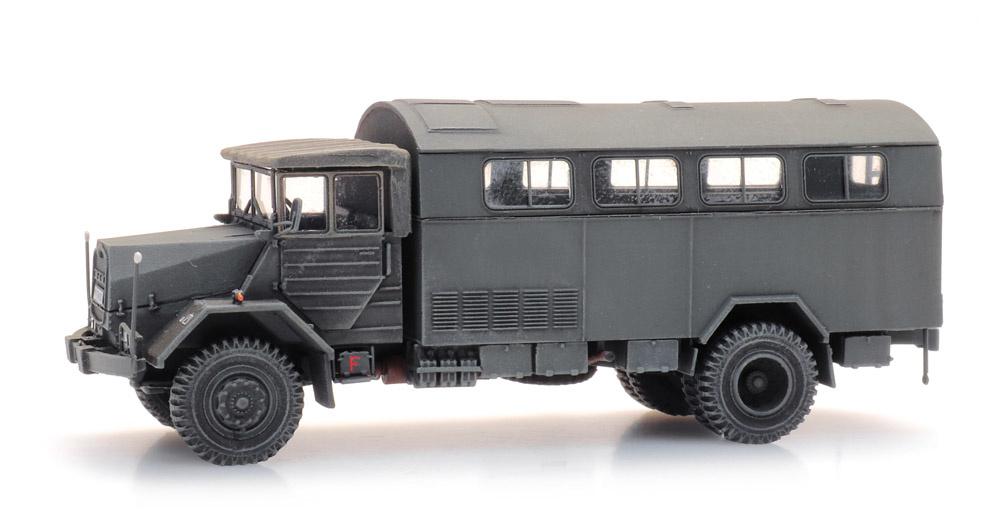 MAN 630 L2 A Feldküchenfahrzeug Bundeswehr