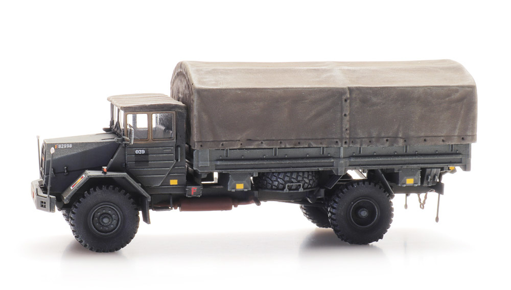 MAN 630 L2 AE Cargo  België