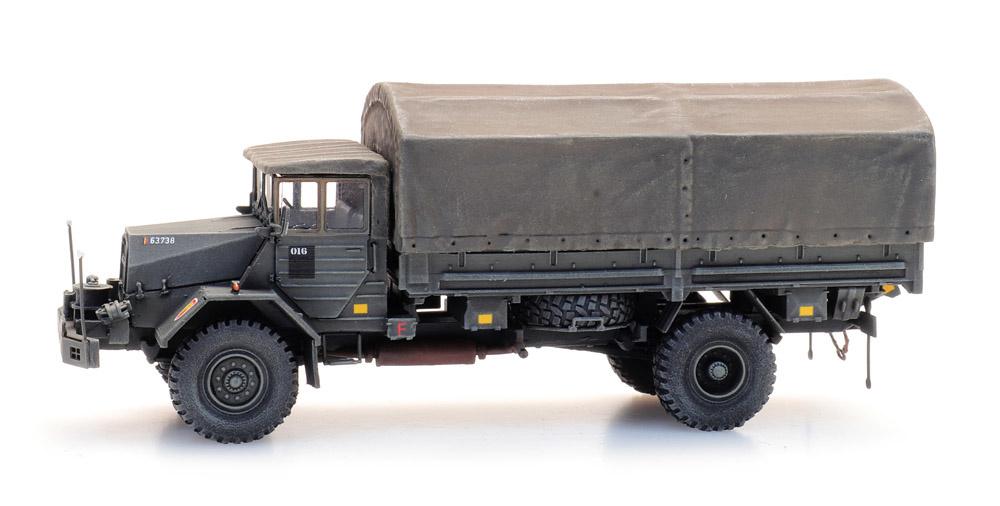 MAN 630 L2 AE Cargo met lier België