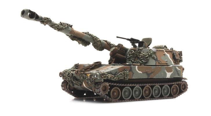Gemechaniseerde artillerie