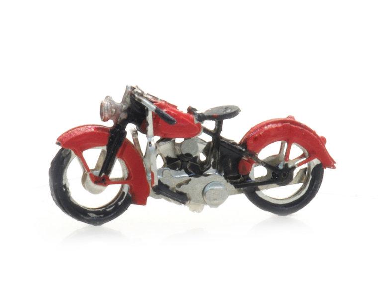 US motorcycle civilian