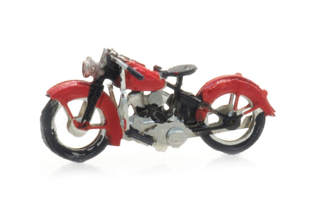 US Motorrad zivil