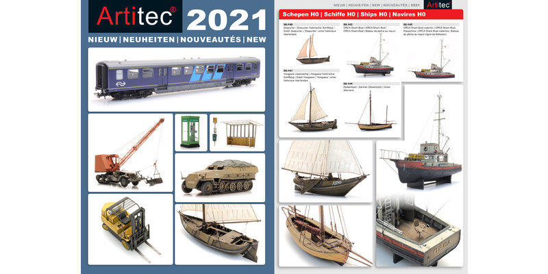 Nieuw in 2021
