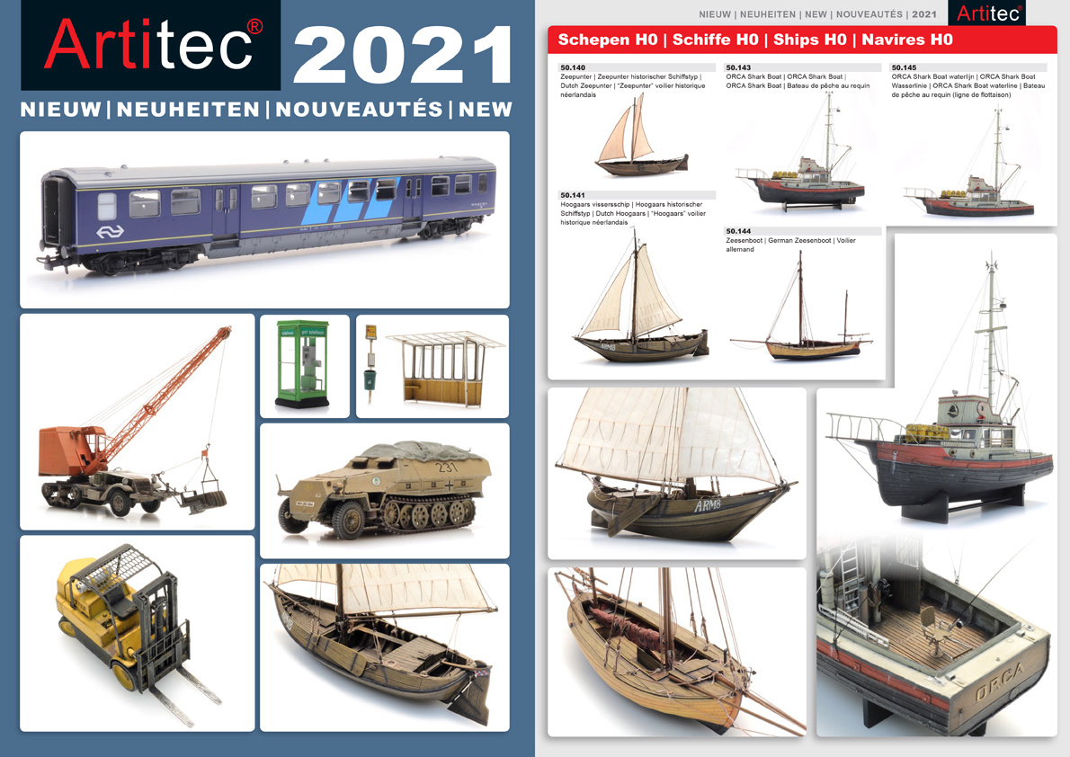 2021 Neuheiten