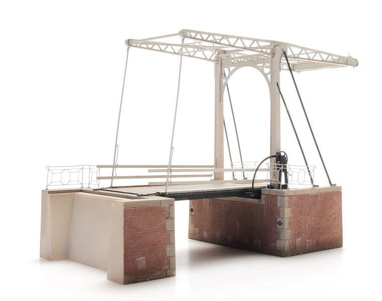 Klappbrücke