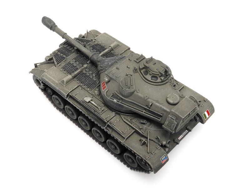 M47 Esercito Italiano train load