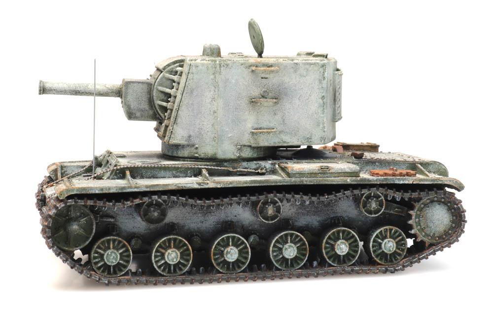 USSR KV-2 winter