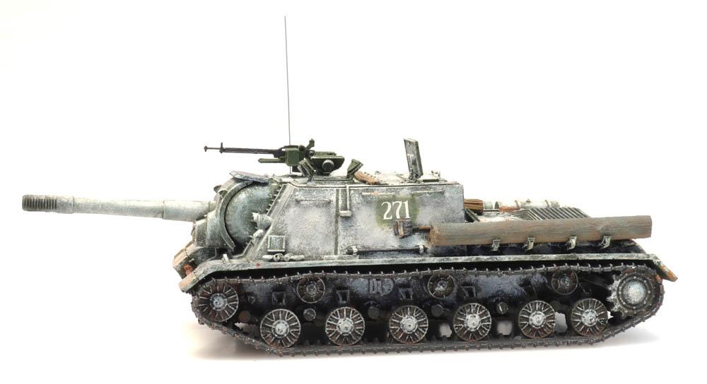 USSR ISU 152 Winter