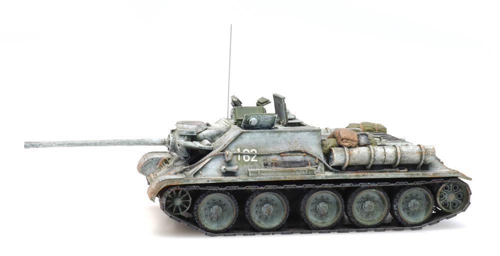 USSR SU 85 Winter