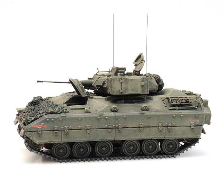 M2 IFV Bradley forest green combat ready