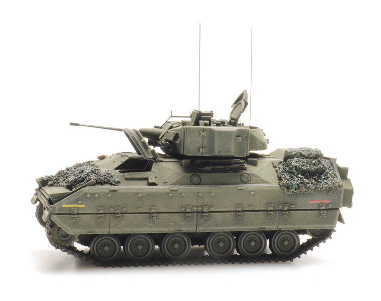 M3 CFV Bradley forest green combat ready