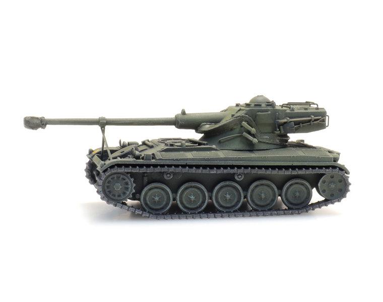 AMX 13 tank destroyer train load