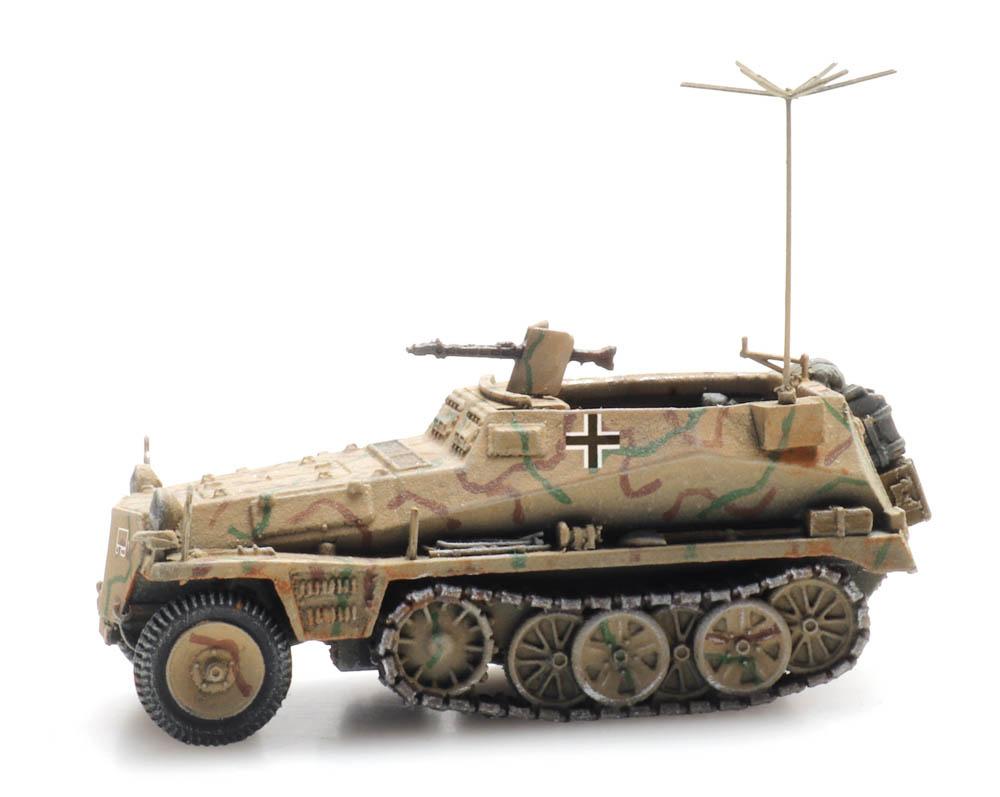 Sd.Kfz. 250/3 Tarnung