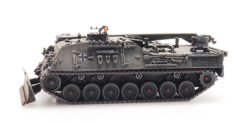 Bergepanzer 2 Verladung