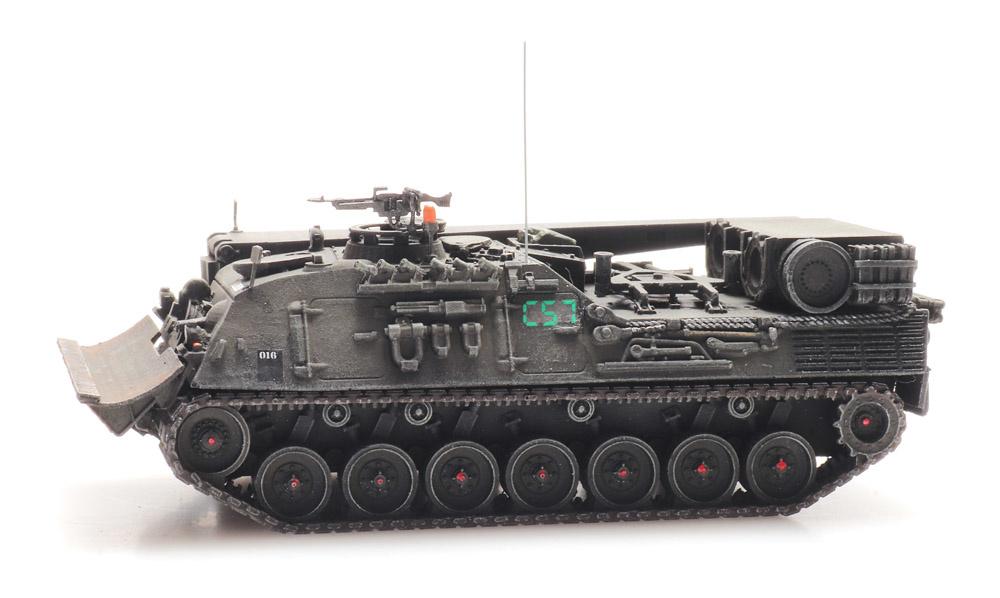 Leopard 1 ARV groen