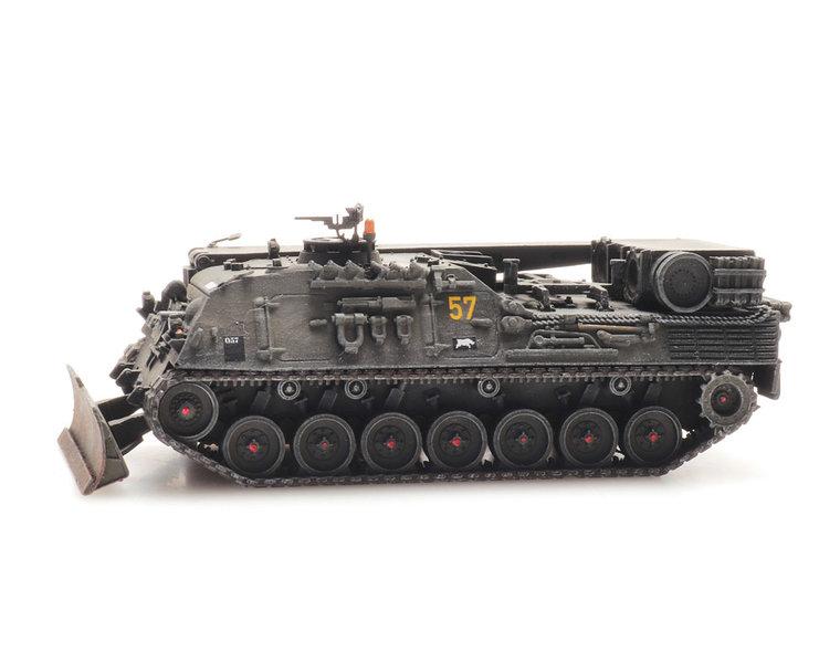 Leopard 1 ARV treinlading
