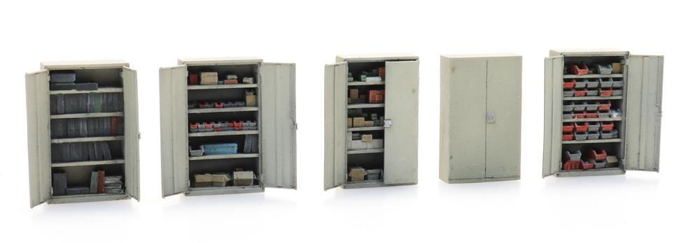 Workshop tool cabinets