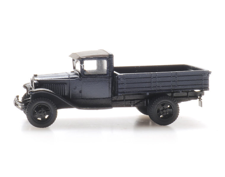 Ford Model AA Pritschen-Lkw Dunkelblau