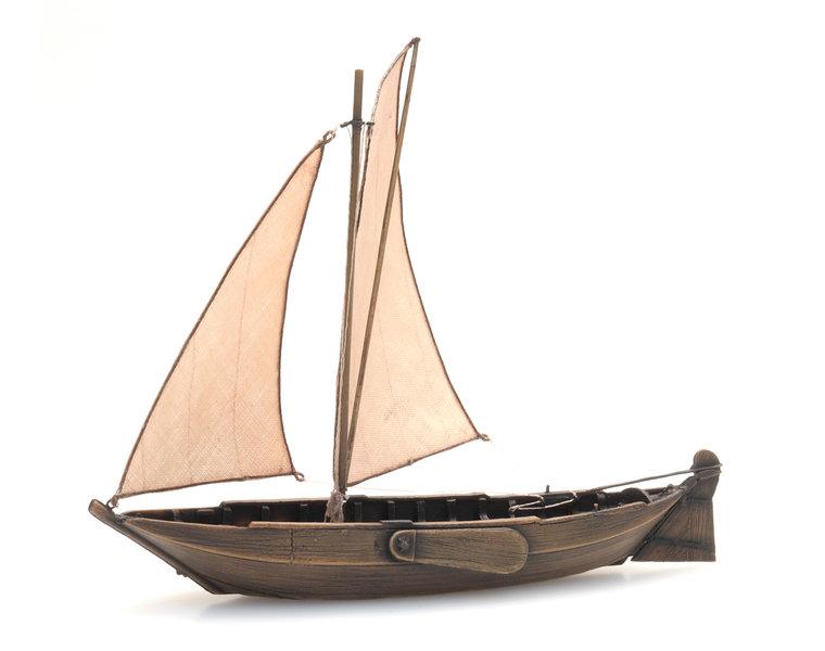 Zeepunter historischer Schiffstyp
