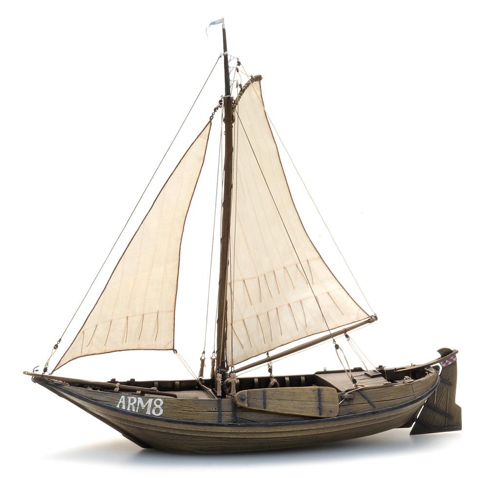 Hoogaars vissersschip