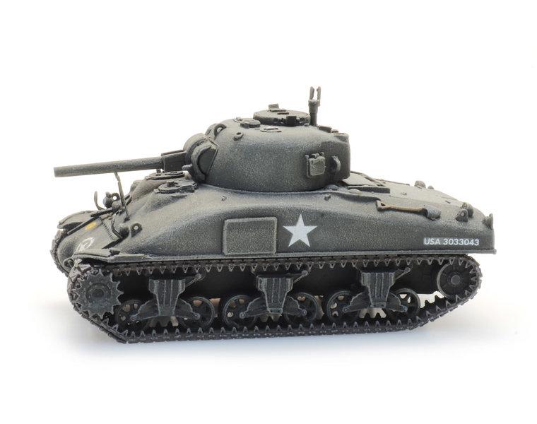 M4A1 Sherman train load