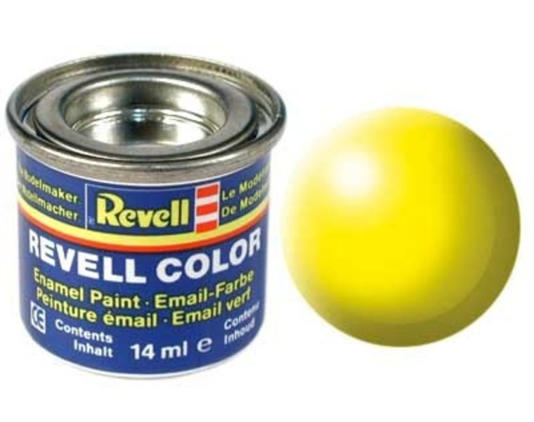 Revell 312 Luminous yellow, silk