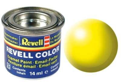 Revell 312 Luminous yellow, silk