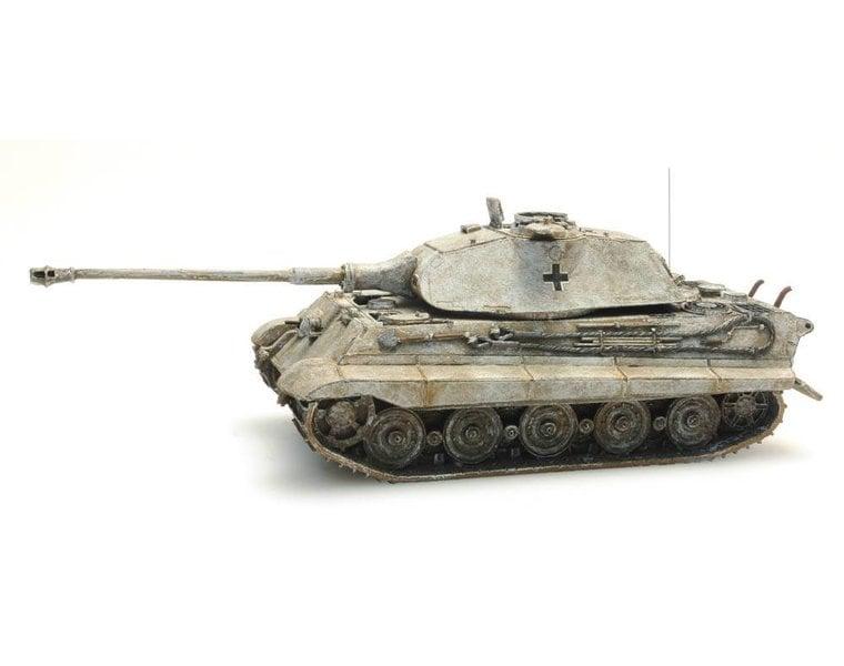 Tiger II Porsche, winter