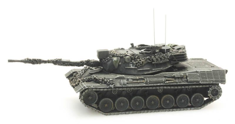 Bundeswehr Leopard 1 gelboliv gefechtsklar