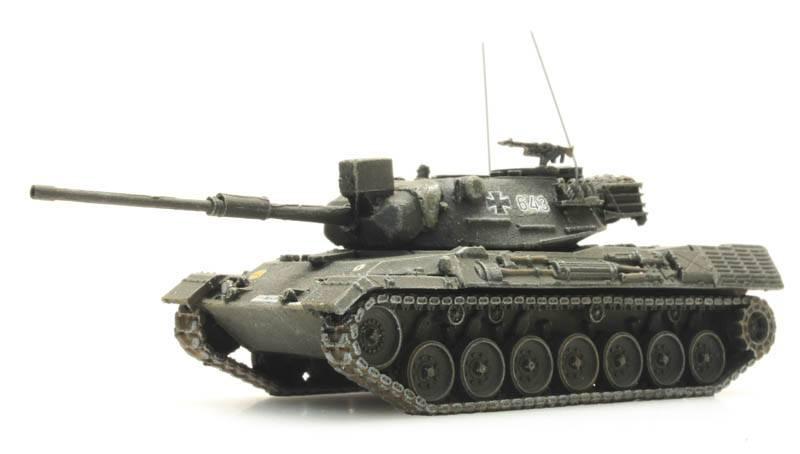 Bundeswehr Leopard 1 gelboliv