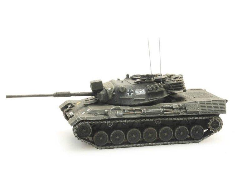Leopard 1 Gelboliv