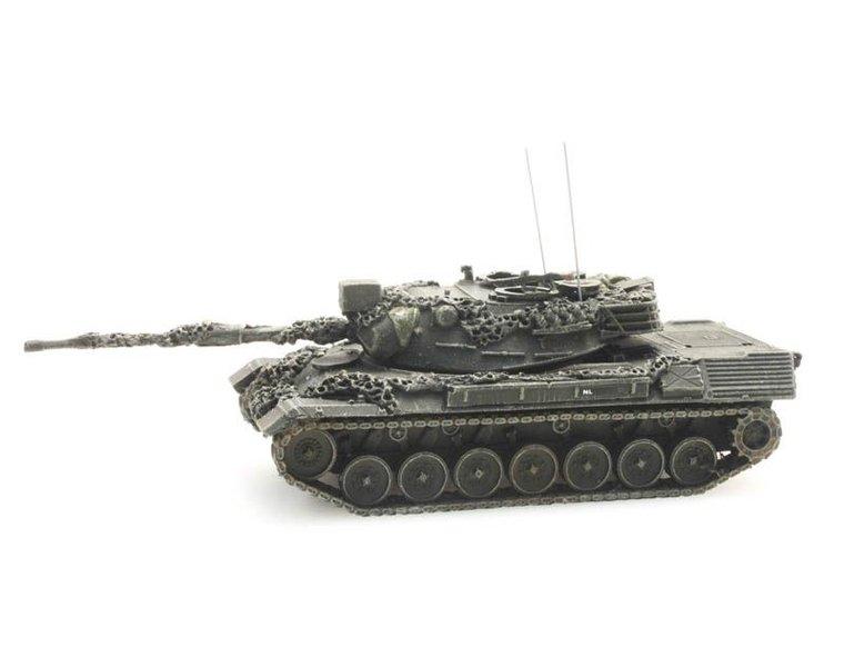 Leopard 1 Koninklijke Landmacht combat ready