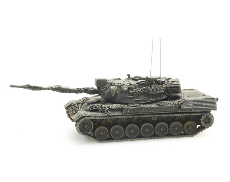 Leopard 1 Belgian Armed Forces combat ready