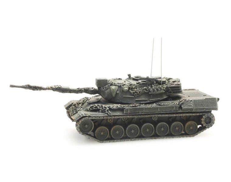 Leopard 1  Belgisch leger gevechtsklaar
