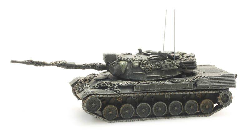 Leopard 1 Belgian Armed Forces combat ready