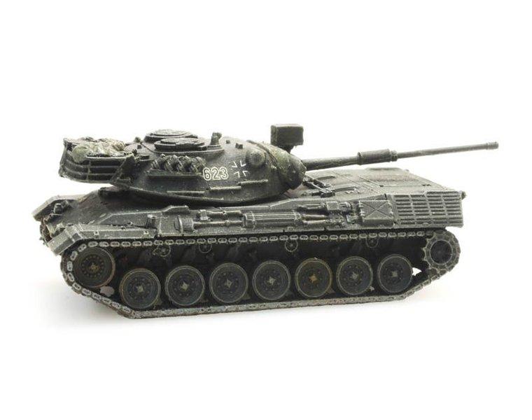 Leopard 1 Gelboliv railway transport