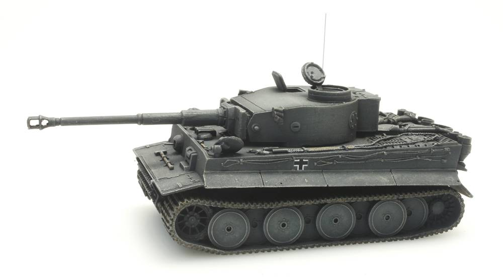 Tiger I Früh grau