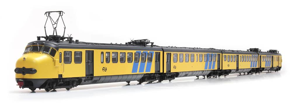 HK4 772, gelb, Typ A, Telerail, ATB, 70-95, DC LoPi, IV-V
