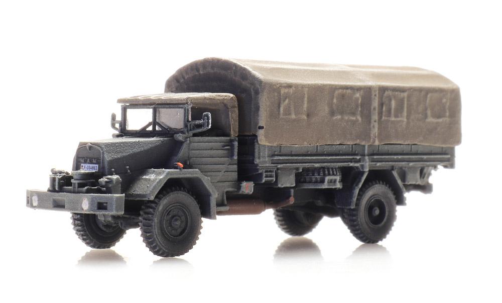 MAN 630 L2 AE Cargo