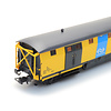 Accident relief car NS 511-0 yellow Zwolle, V