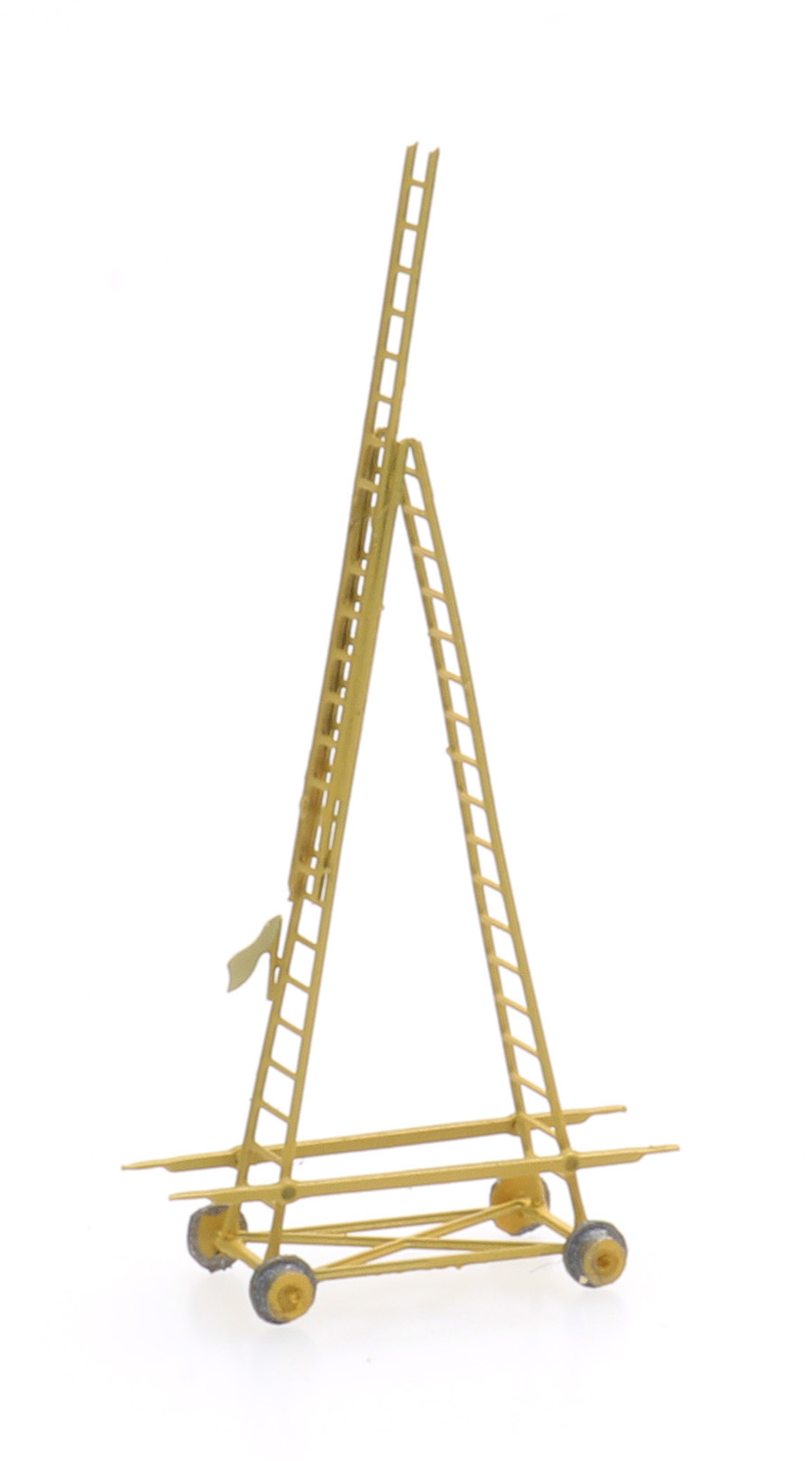 Lorry ladder catenary inspection