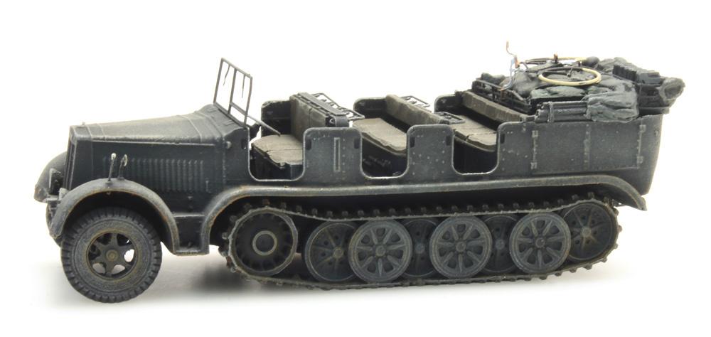 Sd.Kfz 7 Zugkraftwagen 8t grau