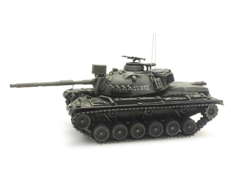 M48A2GA2 Gelboliv