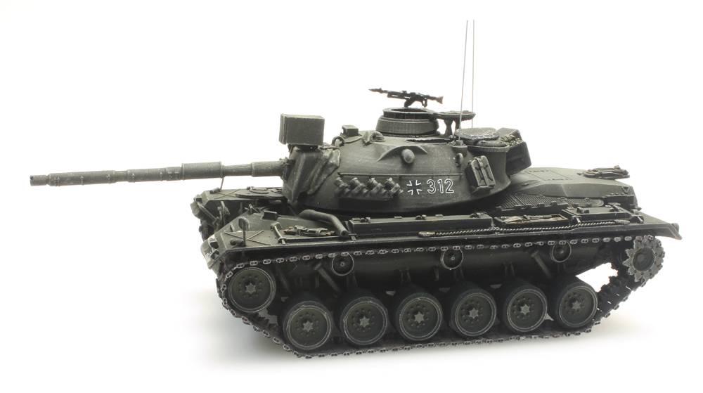 M48A2GA2 Gelboliv Bundeswehr