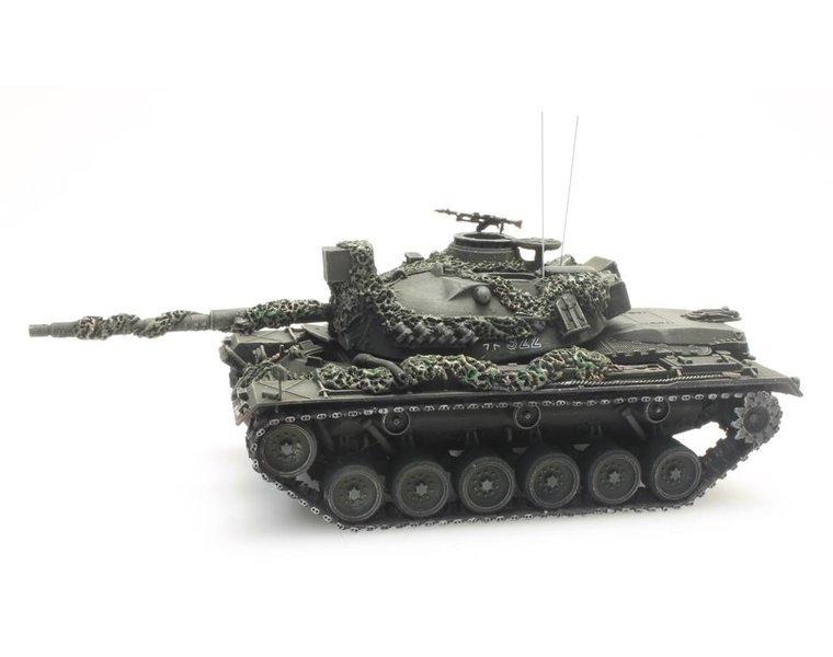 M48A2GA2 Gefechtsklar Gelboliv