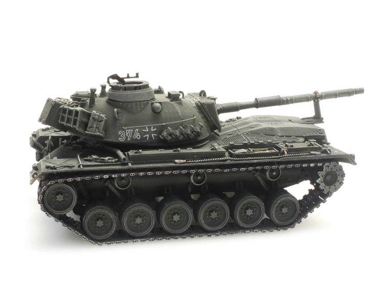 M48A2GA2 Gelboliv treintransport